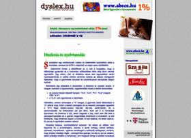 dyslex.hu