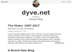 dyve.net