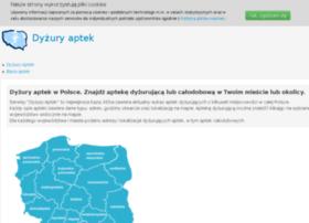 dyzury-aptek.pl