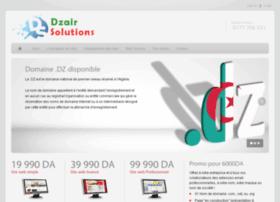 dzairsolutions.com