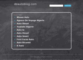 dzautoblog.com
