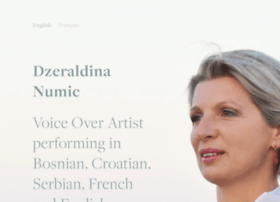 dzeraldinanumic.com