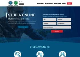 dziekanataf.vistula.edu.pl