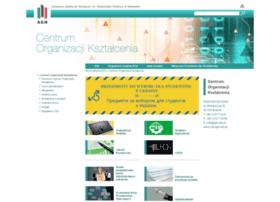 dzn.agh.edu.pl