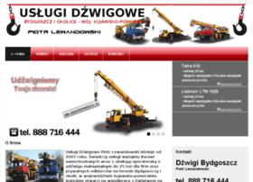 dzwigibydgoszcz.pl
