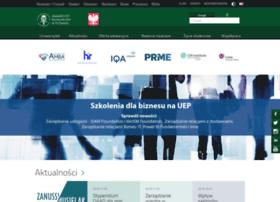e-akademik.ue.poznan.pl