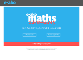 e-ako.nzmaths.co.nz
