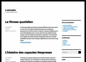 e-annuaire.ch