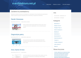 e-architektura.net.pl