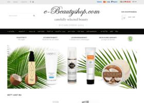 e-beautyshop.com