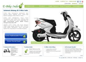 e-bikeindo.com