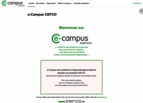 e-campus.cefco.ch