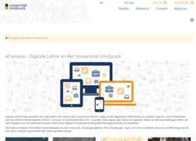 e-campus.uibk.ac.at