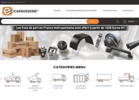 e-carrosserie.com