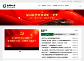 e-chinalife.com