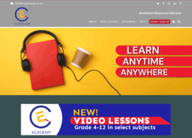 e-classroom.co.za