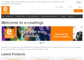 e-coatings.co.uk