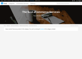 e-commerce-tools-services.knoji.com