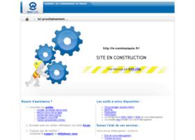 e-communaute.fr