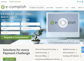 e-complish.bfmdev1.com