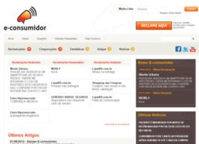 e-consumidor.com.br