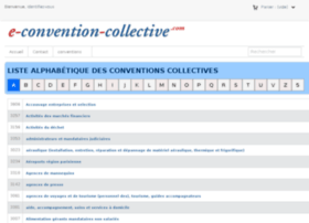 e-convention-collective.com