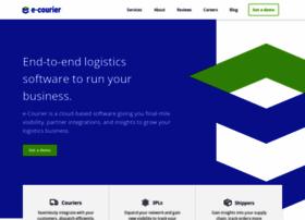 e-courier.com
