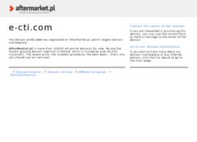 e-cti.com