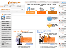e-customer-satisfaction.com