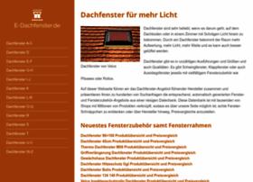 e-dachfenster.de