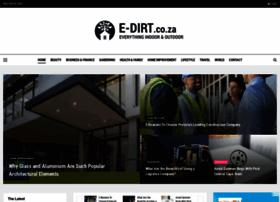 e-dirt.co.za