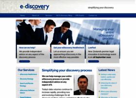 e-discovery.co.nz