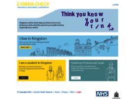 e-drink-check.kingston.gov.uk