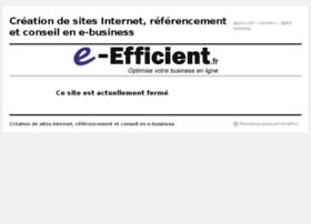 e-efficient.fr