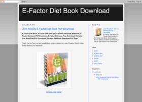 e-factordietbookdownload.blogspot.com