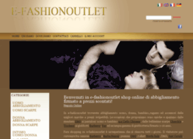 e-fashionoutlet.it