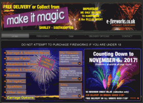e-fireworks.co.uk