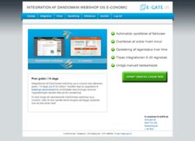 e-gate.dk