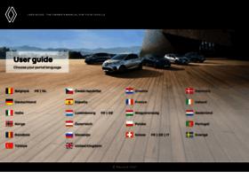 e-guide.renault.com