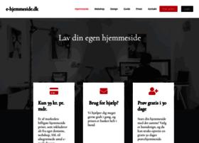 e-hjemmeside.dk
