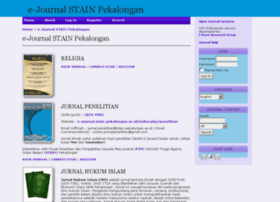 e-journal.stain-pekalongan.ac.id