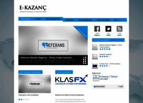 e-kazanc.com