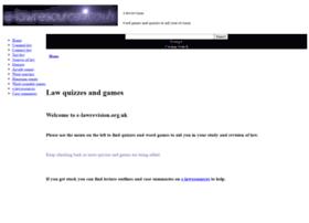 e-lawrevision.org.uk