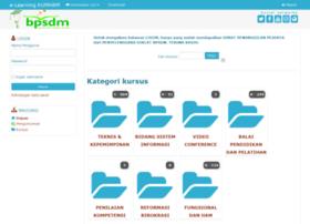 e-learning.kemenkumham.go.id