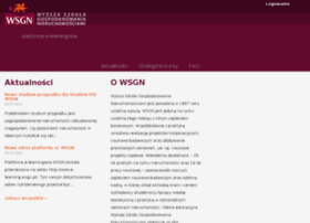e-learning.wsgn.pl