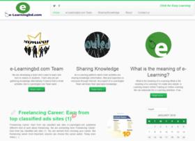 e-learningbd.com