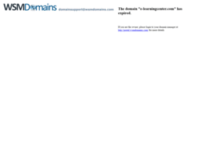 e-learningcenter.com