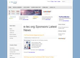 e-lec.org
