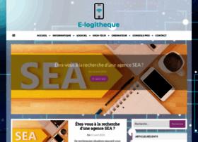 e-logitheque.com