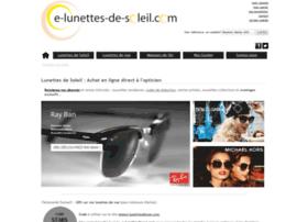 e-lunettes-de-soleil.com